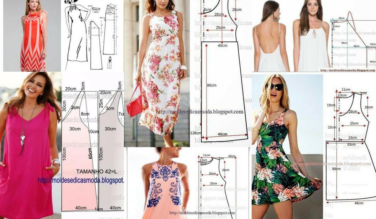 Fantástico Los Patrones De Costura Mujeres Foto - Ideas de Patrones ...