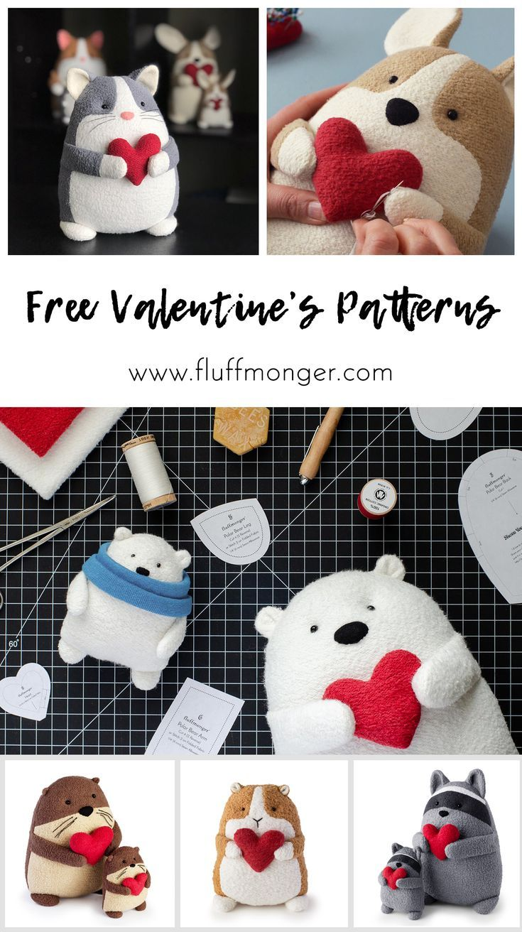 Free Sewing Patterns Archives • Fluffmonger