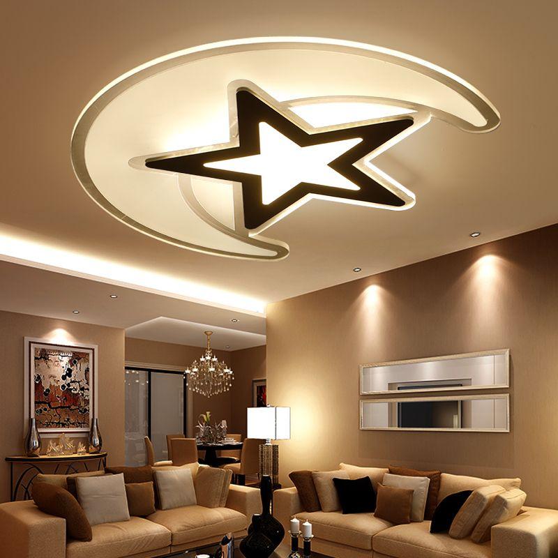 Modern LED ceiling lights For Living room Bedroom Children room ...