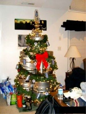 worst redneck christmas decorations the upscale and functional tree kegerator - Redneck Christmas Decorations