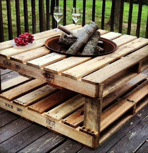 Photo of Backyard DIY Projects : Reclaimed Lumber