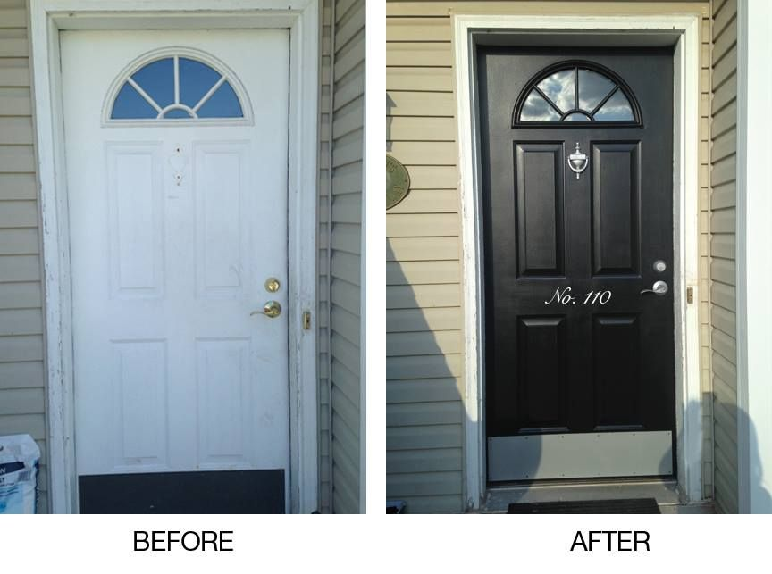 Pin By Cp760 On Home Painted Front Doors Rustoleum
