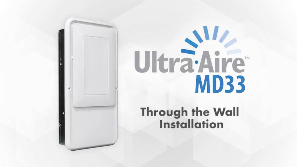 UltraAire InWall Dehumidifier (MD33) Dehumidifiers