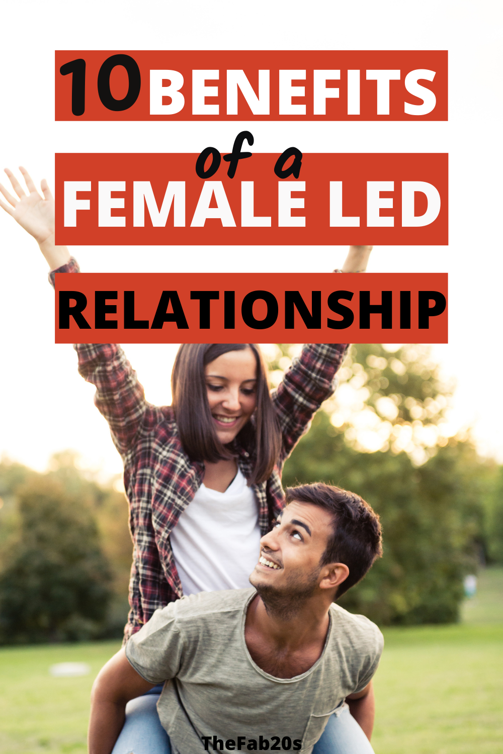 What Is A Female Led Relationship And Is It Right For You