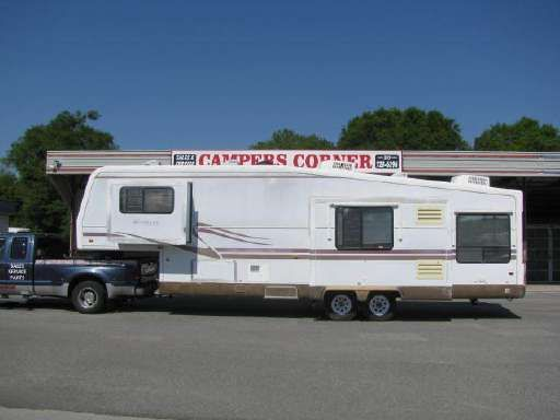 Check Out This 1998 Holiday Rambler Aluma Lite 34lxd Listing In