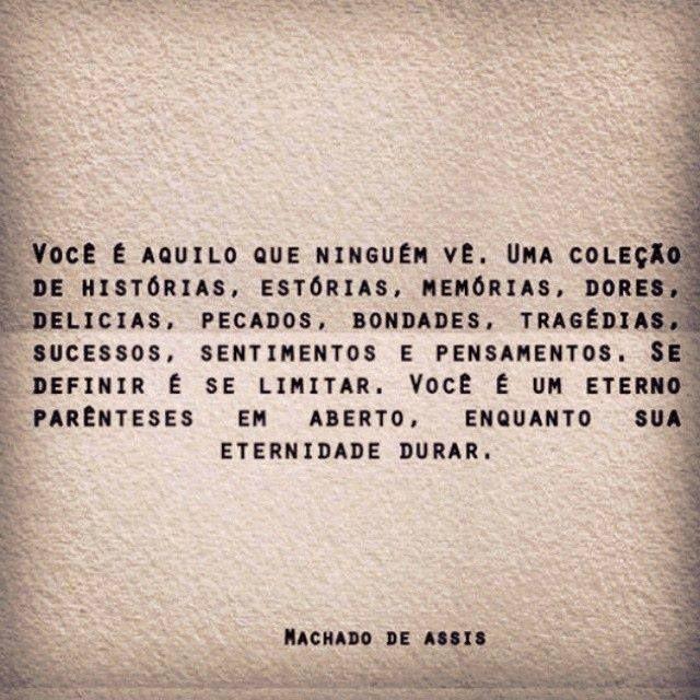 Machado De Assis Frases Poesía Frases E Poemas