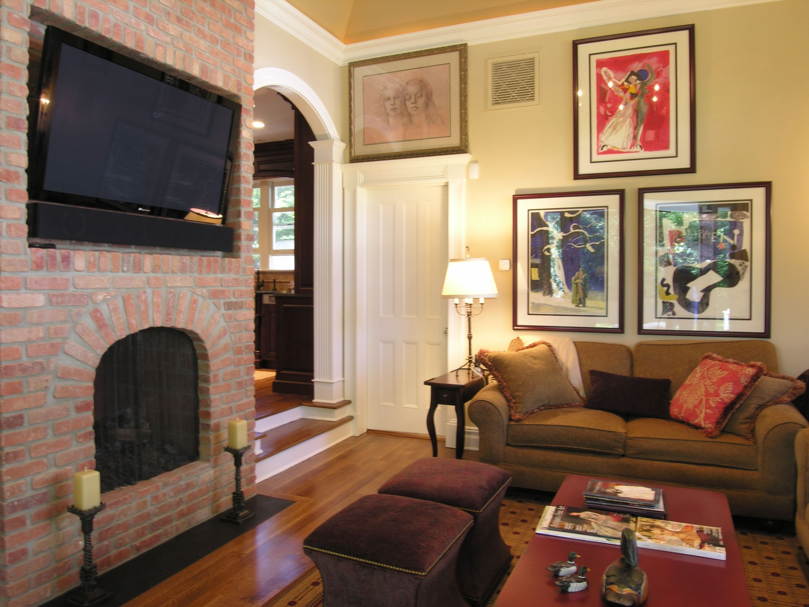 20 Living Room With Fireplace That Will Warm You All Winter Living Room Design Modern Living Room Colors Paint Colors For Living Room #odd #shaped #living #room #furniture #placement