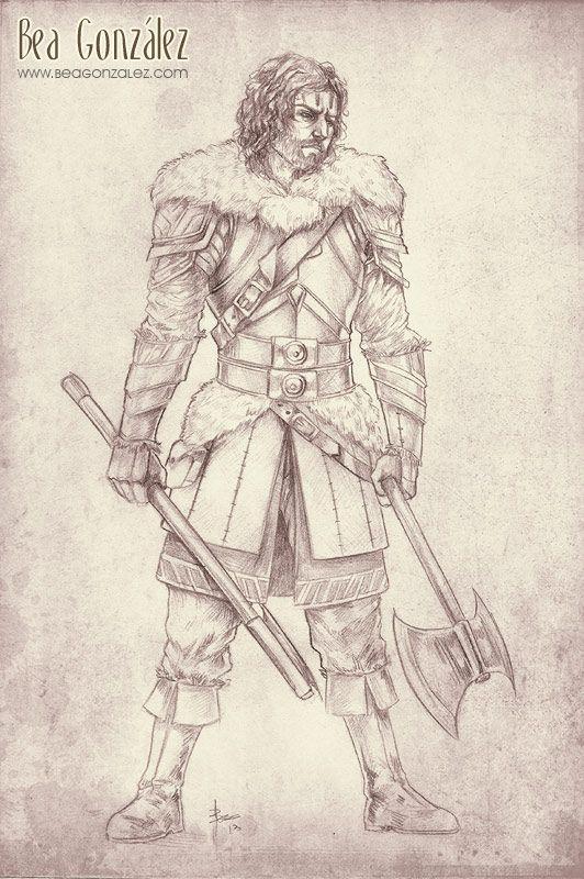 Ser Rendell the Wretched by Bea-Gonzalez.deviantart.com on @deviantART
