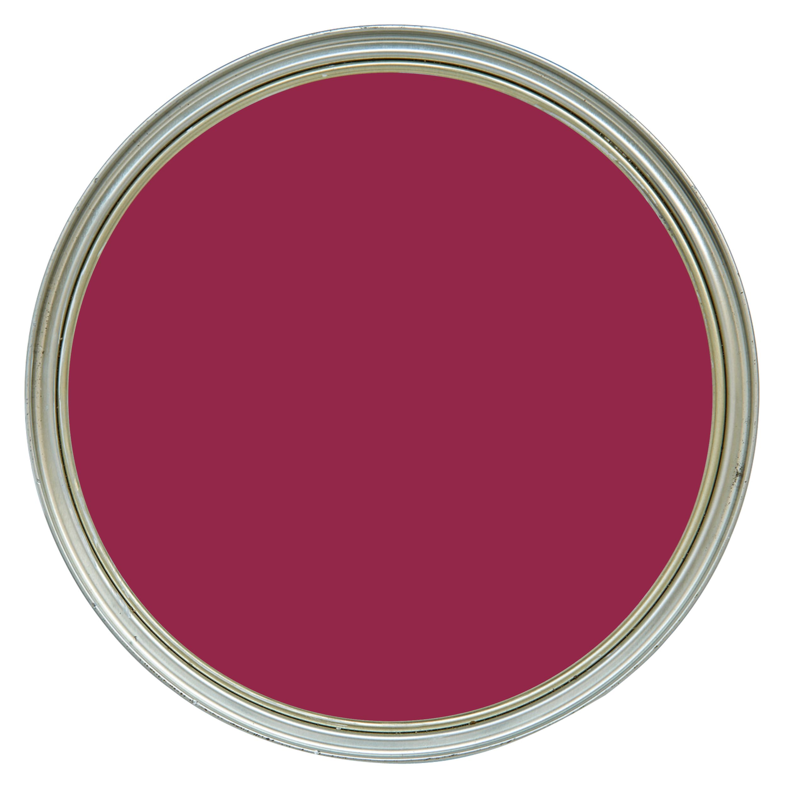 Love The Colours In This Kitchen Raspberry Paint Walnut: Home And Furniture > Home Furnishings