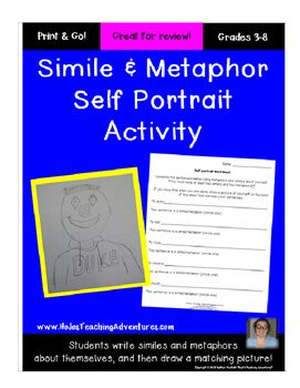 Simile and Metaphor - If you\'re looking for a great review of ...