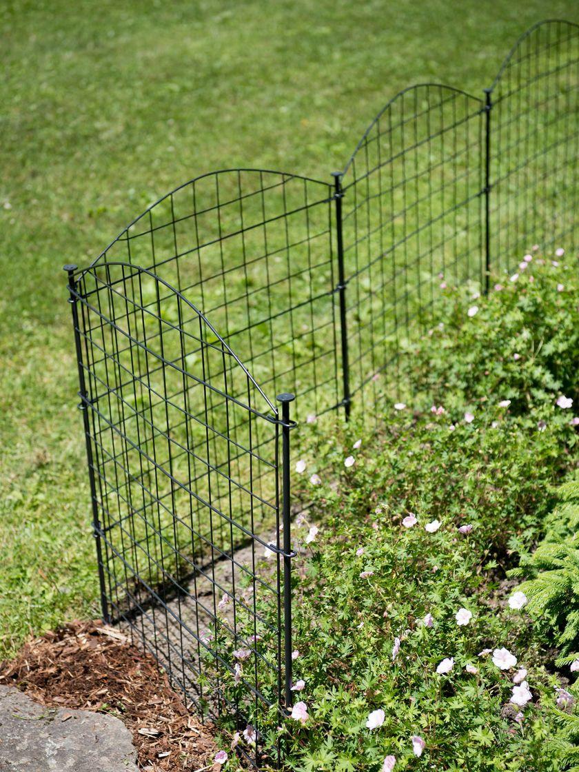 5Panel Critter Fence for Gardens Gardener's Supply