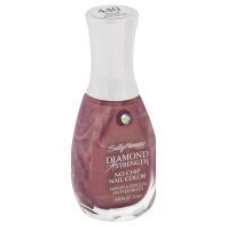 Sally Hansen Diamond Strength No Chip Nail Color, 440 Royal Romance ...