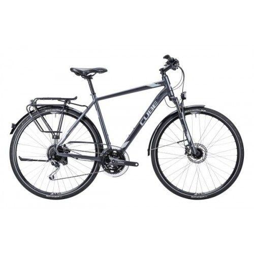 Cube Touring Exc Hybrid Bike 2015 Hybrid Bike Online Bike Store