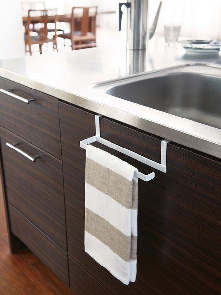 Mini-cocinas: ideas prácticas de almacenaje | Paño de cocina, Paños ...