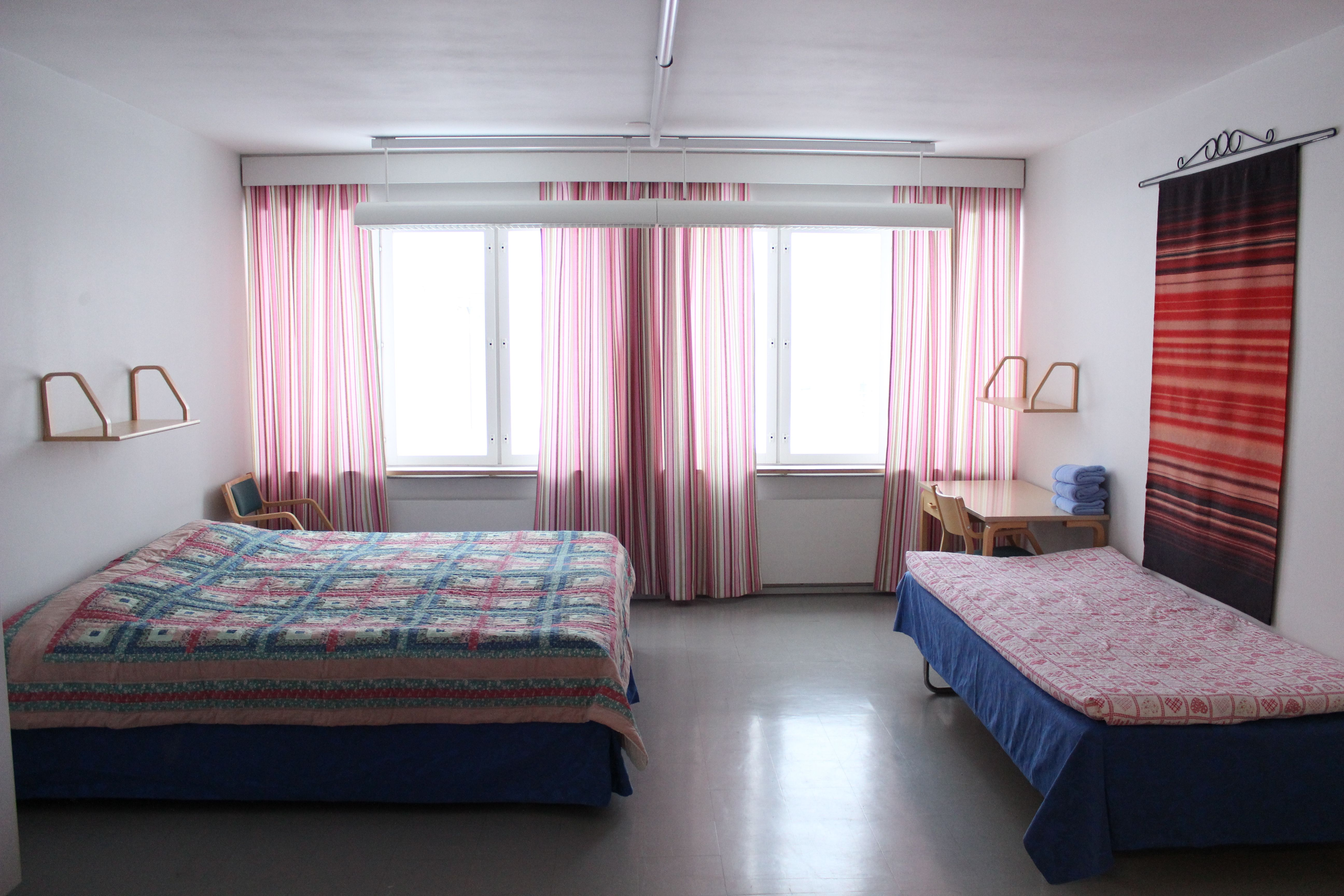 Vanhan Maamiehen majoitushuone 231