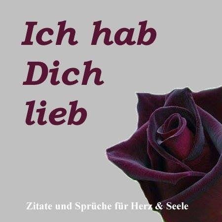 Ich Hab Dich Lieb #zitate, +sprüche, #liebe, #hdl,