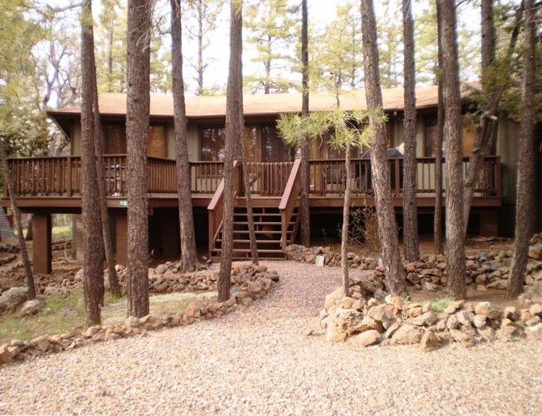 Cabin vacation rental in flagstaff from see