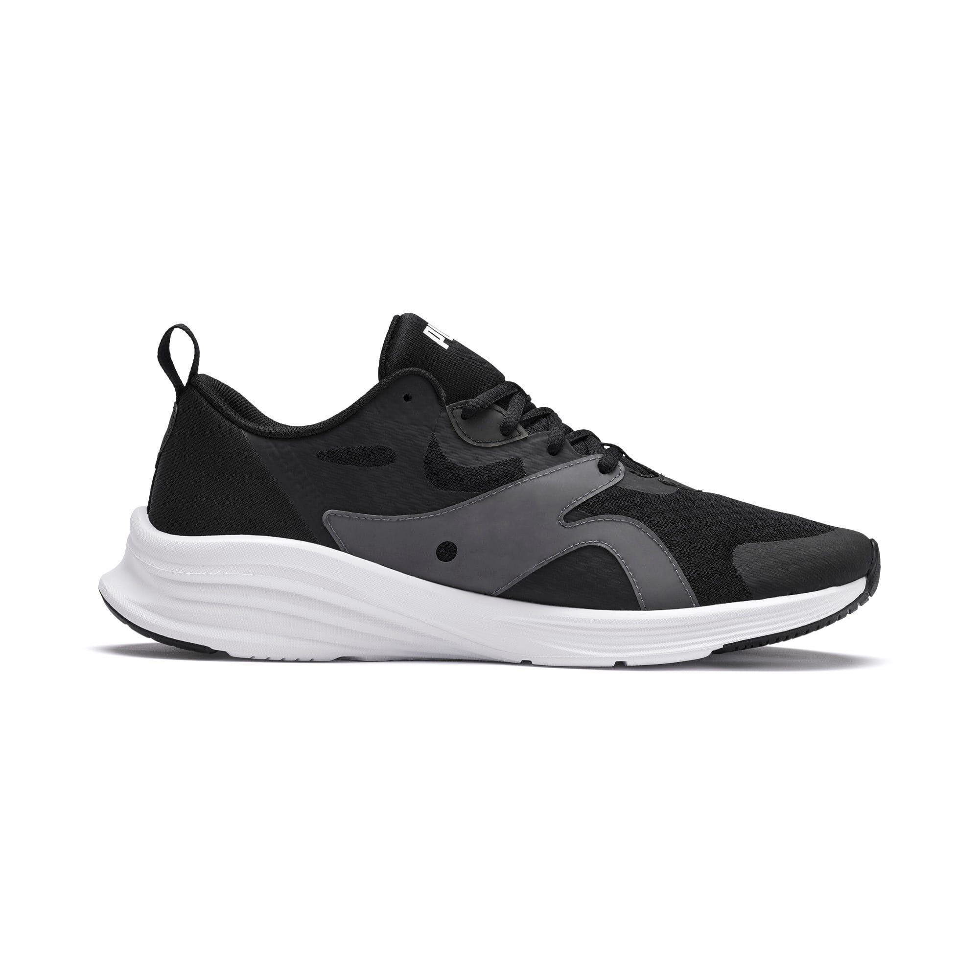 PUMA Hybrid Fuego Men's Running Shoes in Black/White size 10.5 #stylishmen