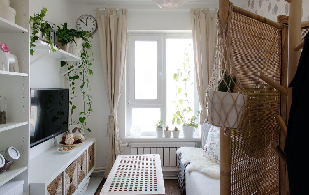 Auch mit wenig Platz kannst du dir ein gemütliches Wohnzimmer mit - ein gemutliches apartment mit stil
