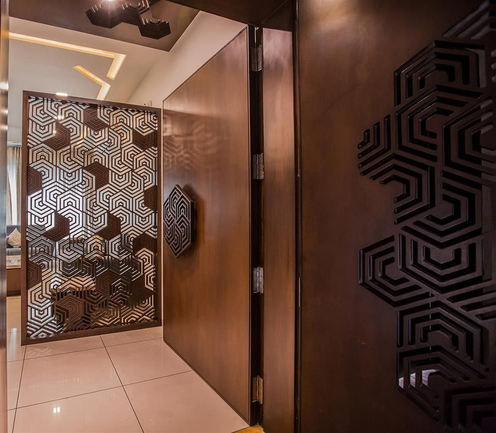 Main Entrance Door Grill: Foyer And Lobby Design & Foyer And Lobby Ideas Online