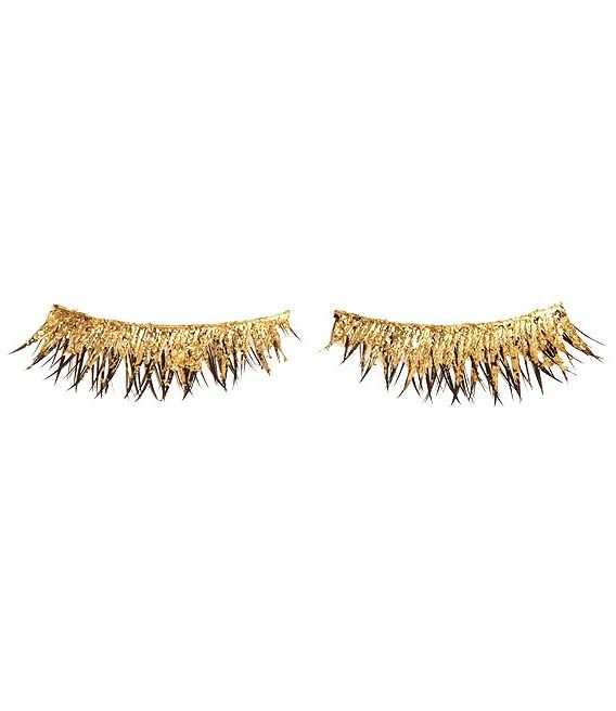 ffb153f2d05 24K gold lashes (Barney's) this would be fabulous with a black and gold  sheath at a new years party