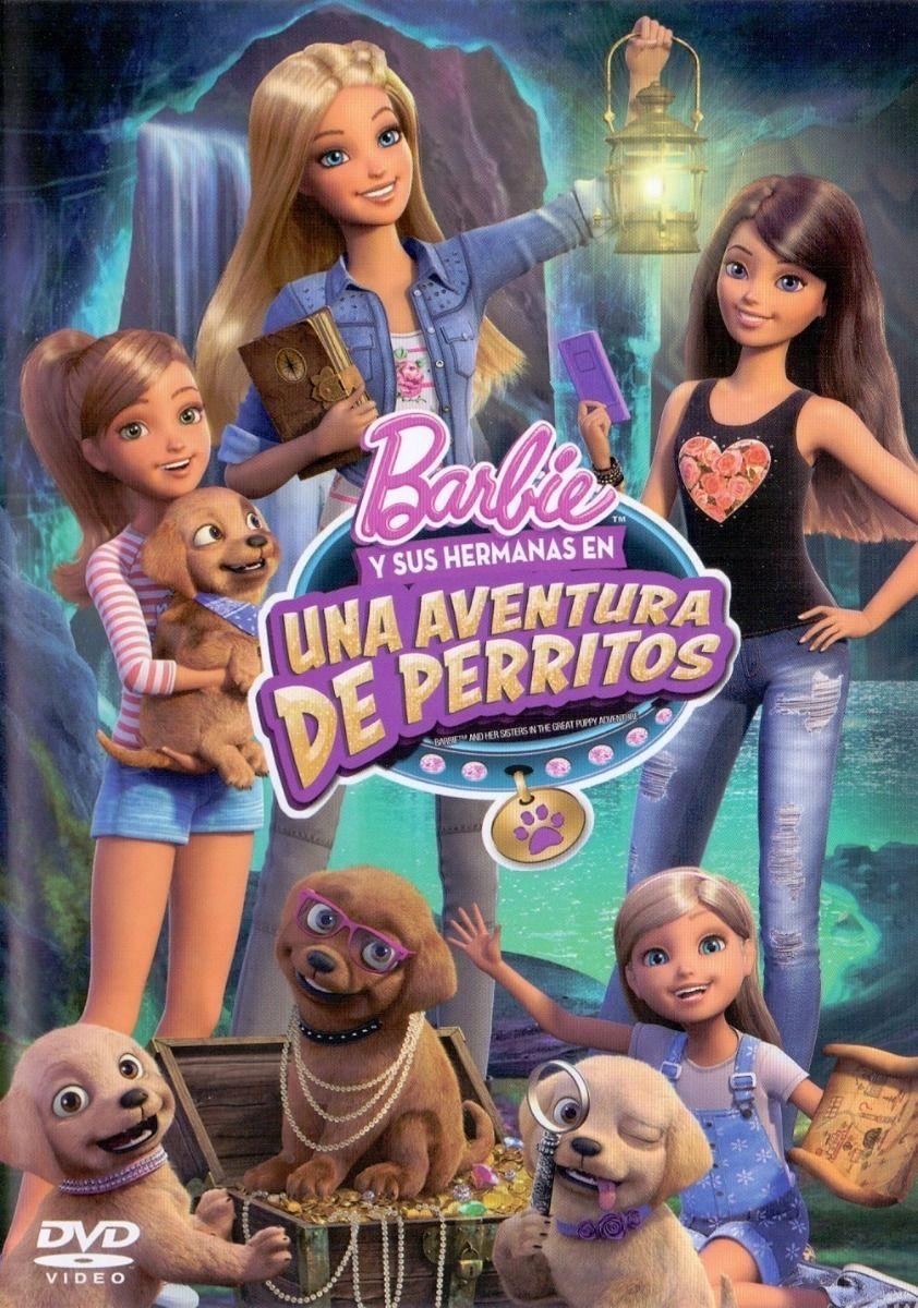 Películas Barbie En Orden Cronológico 33 Barbie Y Sus Hermanas Películas De Barbie Barbie