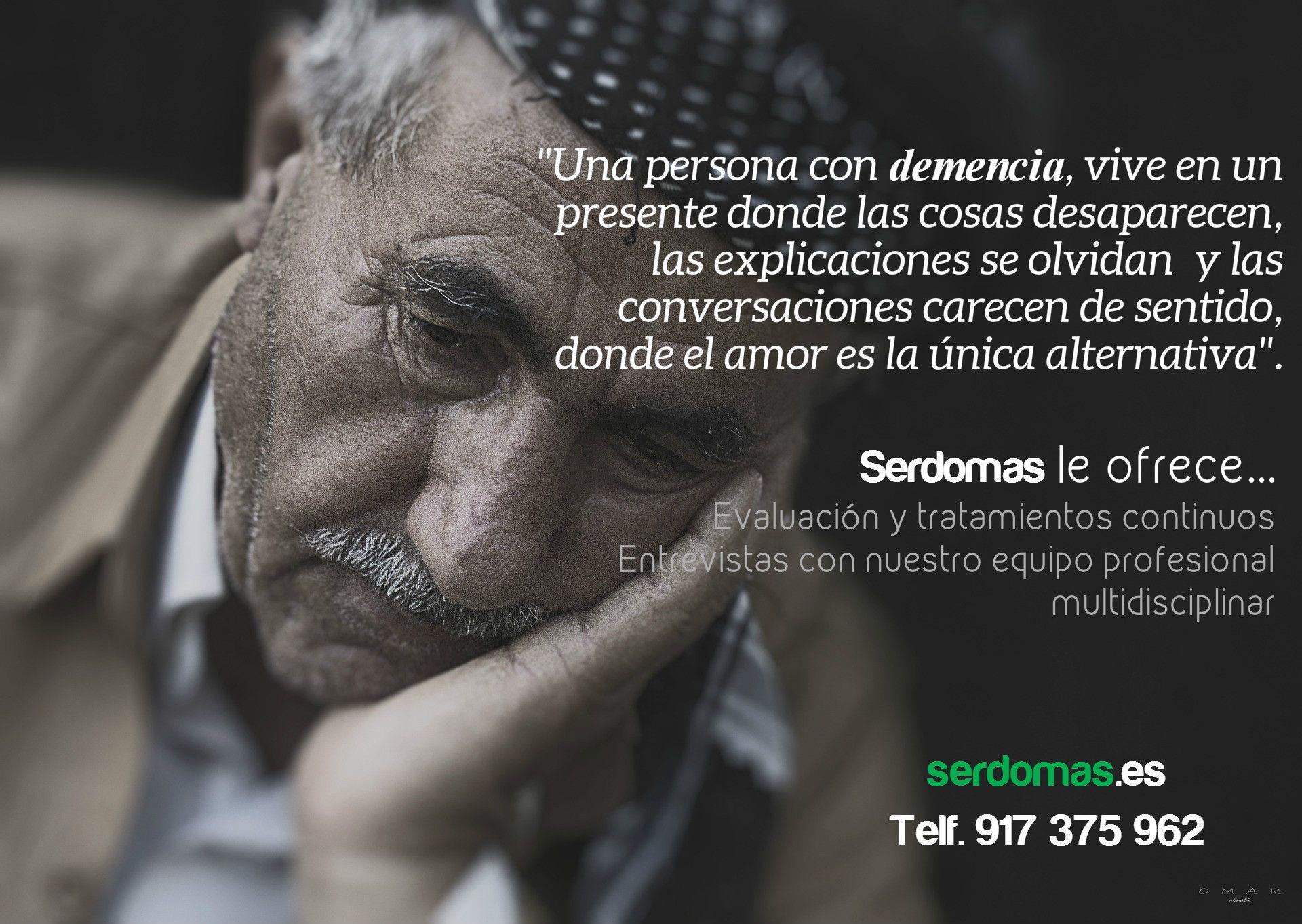 Demencia Demencia Ayuda A Domicilio Entrevista