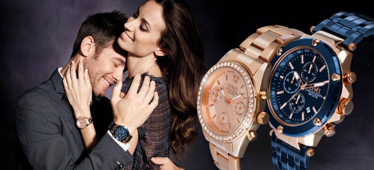 Relojes Level hombre y mujer
