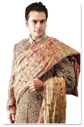groom dress marriage | Asian Groom & Bridal Wear Dresses Collection ...