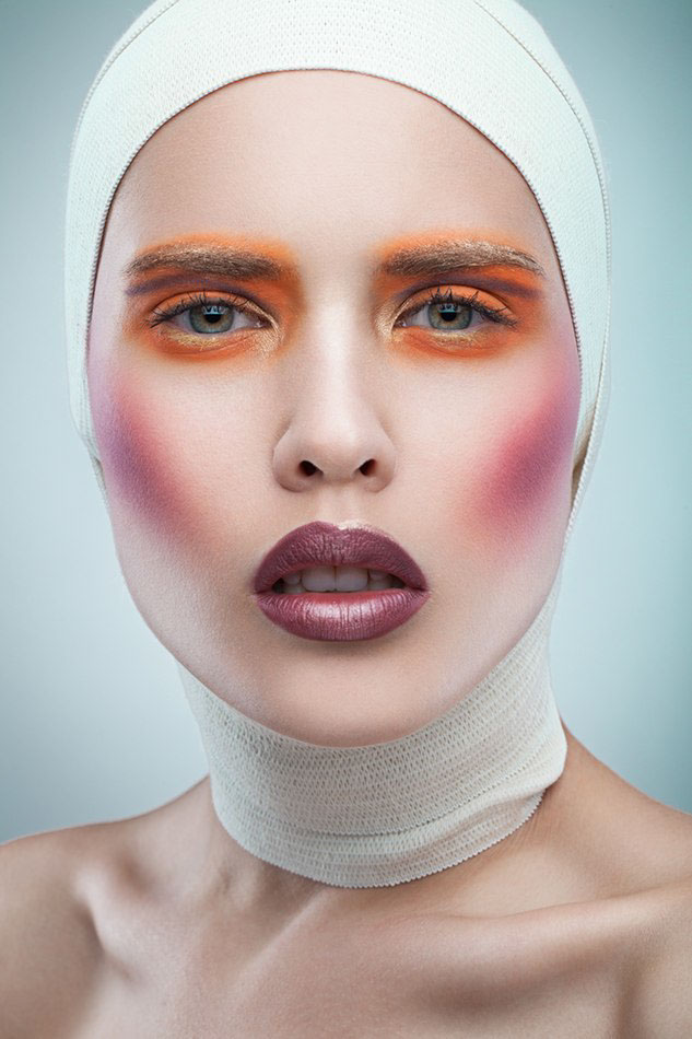 Idea by Luna Sea on Makeup High fashion makeup, Makeup