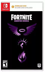 Fortnite Darkfire Bundle Nintendo Switch Gaming And Toy Gifts Gift In A Hurry Zombie Apocalypse Game Apocalypse Games Nintendo Switch Games