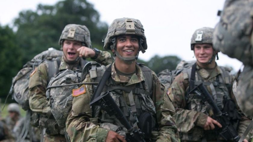 The End of U.S. Military Dominance Unintended
