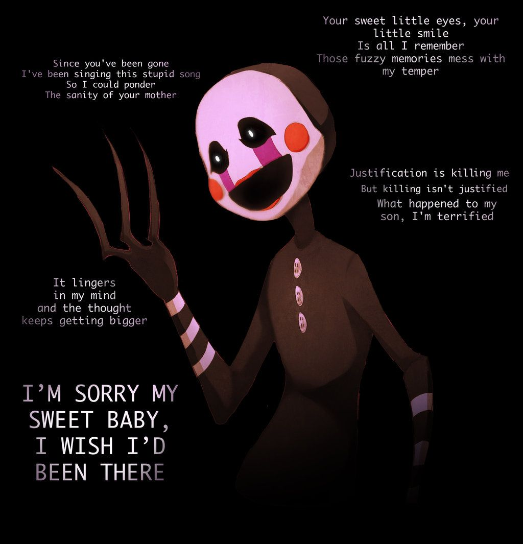 Marionette by Lady-Was-Taken | Five Nights at Freddy's