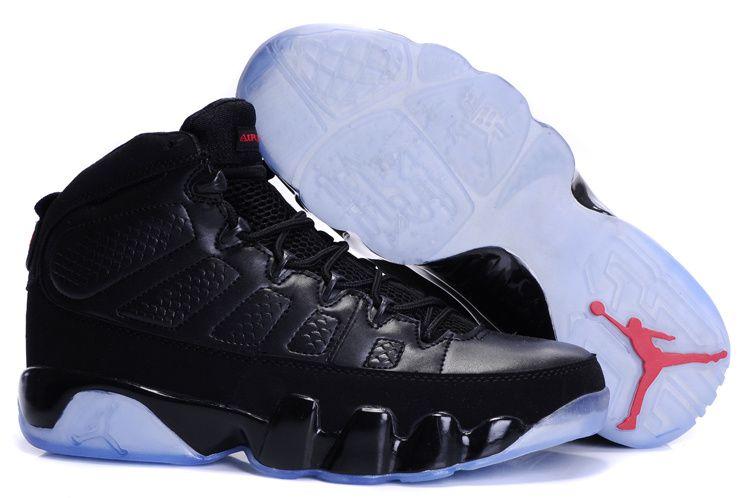 b8904ae99524 Air Jordan 9 mens black