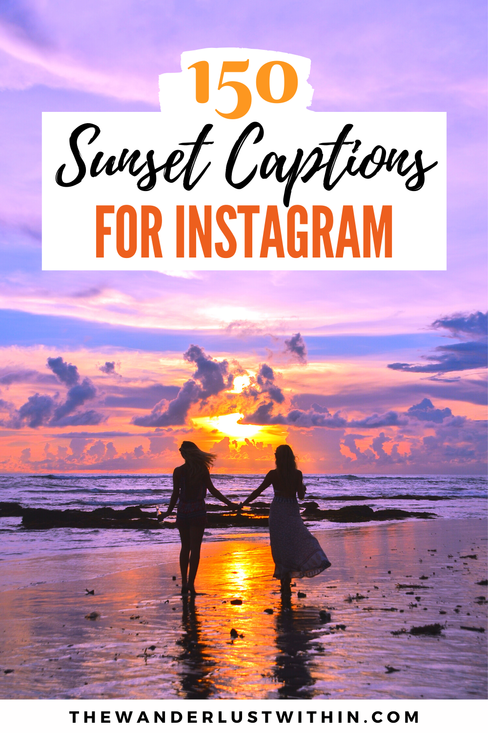 150 Perfect Sunset Captions for Instagram 2020 - The ...