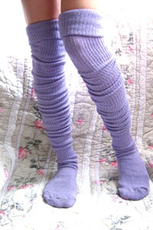 4c0cd00ebb0 Long Cuffable Scrunchable Socks - Sock Dreams