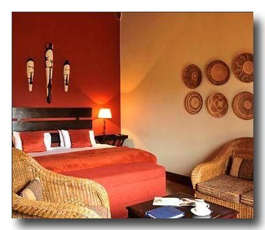 Hotel Malelane 4 **** / Parc Kruger / Afrique du Sud   Déco ...