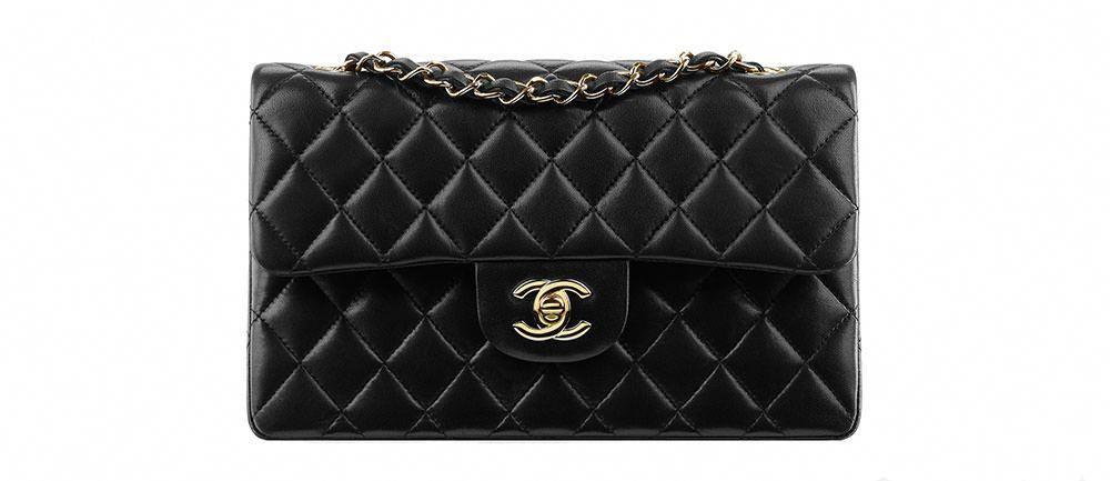 77749d833d4747 The Ultimate Bag Guide: The Chanel Classic Flap Bag - PurseBlog  #Chanelhandbags