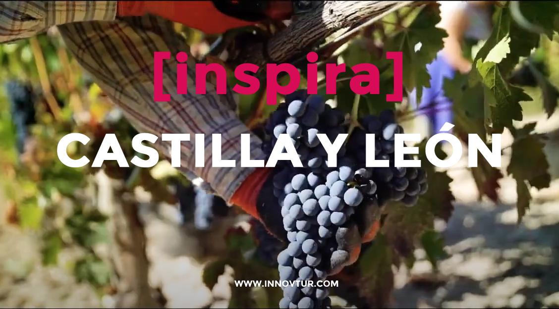 Inspira Castilla y León. Campaña de promoción turística