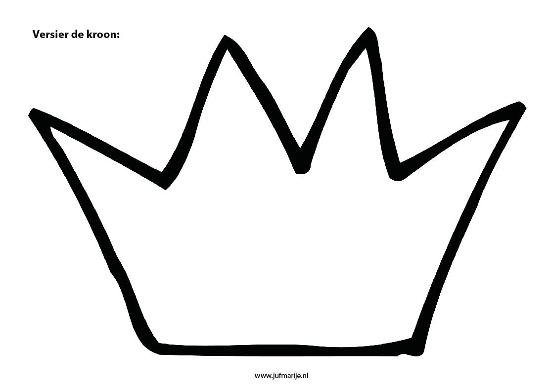versier de kroon prinses thema prinsessen en prinses