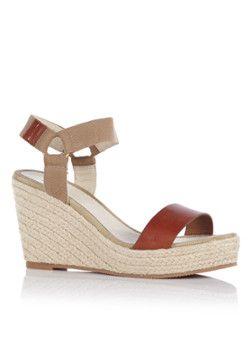 Gant Stella sandaal met sleehak