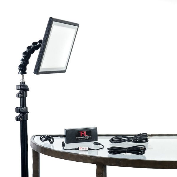 Captivating The Makeup Light Key Light Starter Kit | Camera Ready Cosmetics