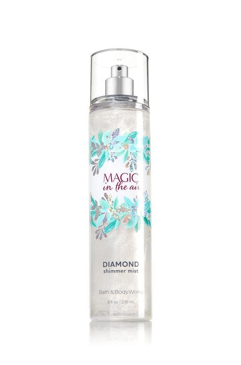 Magic In The Air Diamond Shimmer Mist Signature Collection