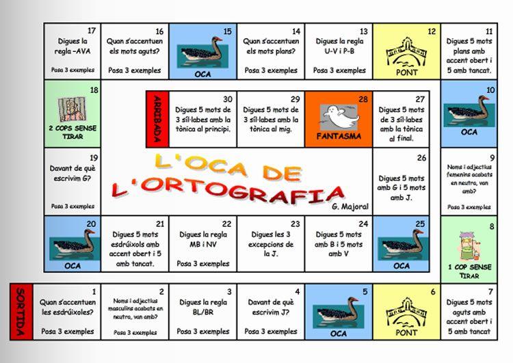 Resultat d'imatges de jocs d'ortografia