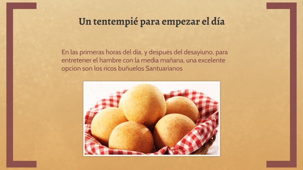 Buñuelos Santuarianos Food Peach System Administrator