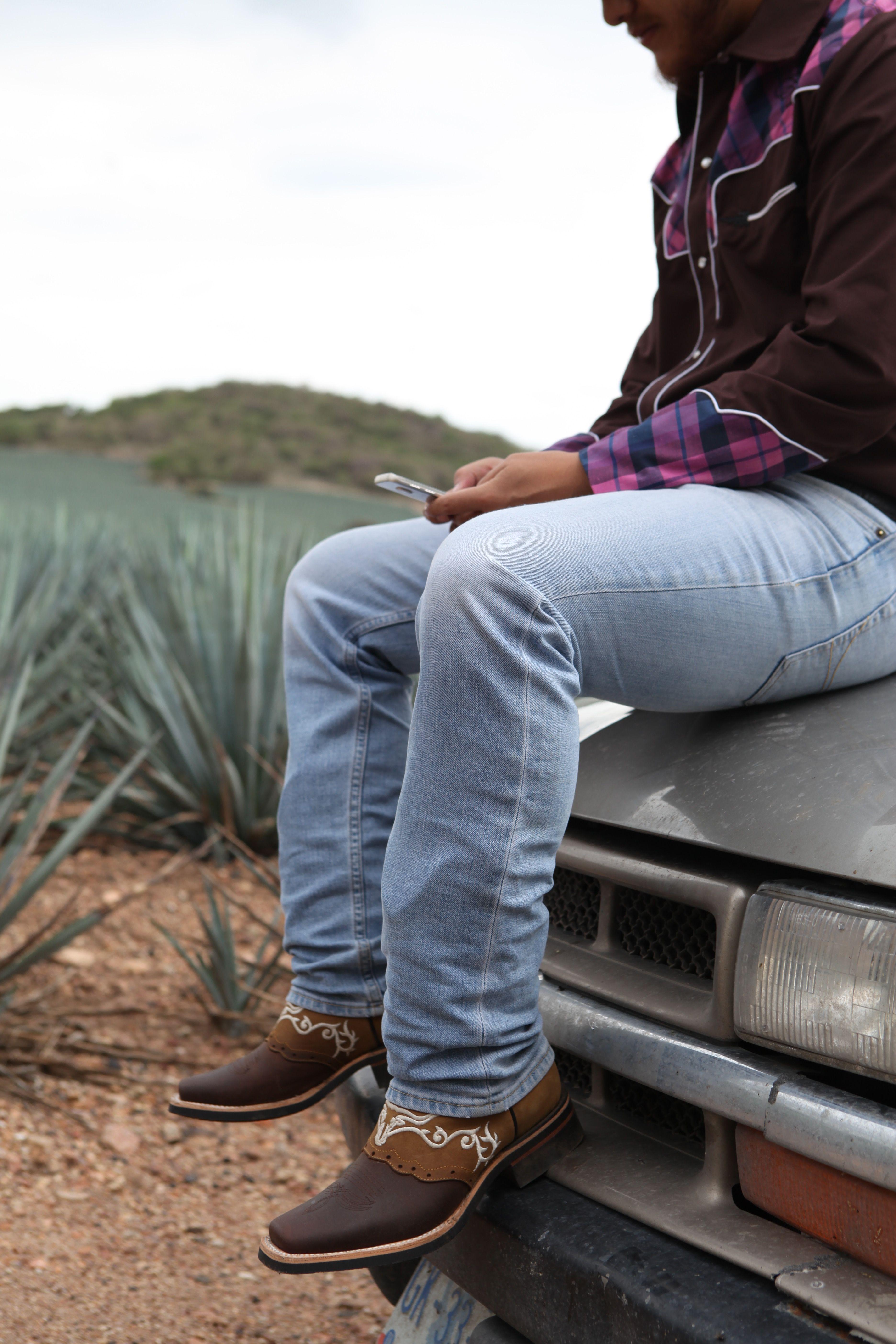 Bota Rodeo Hombre El General Www Elgeneralmexico Com Outfits Men