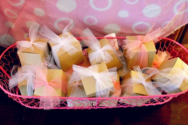Cupcake Wishes & Birthday Dreams: {Real Parties} Tickled Pink Baby Shower
