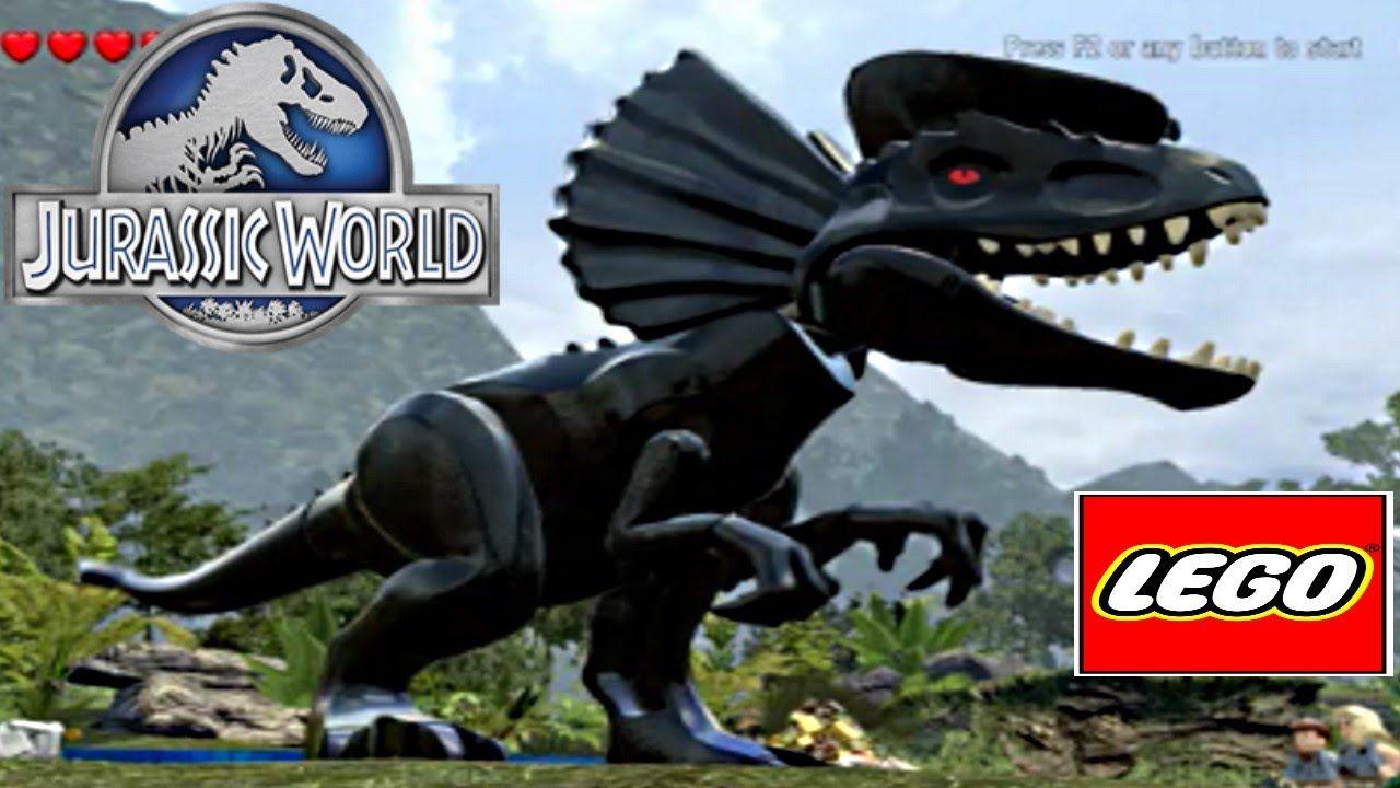 piuttosto fico scegli autentico ottenere a buon mercato Jurassic World Lego Game Darth Vader Hybrid Indominus Rex Custom ...