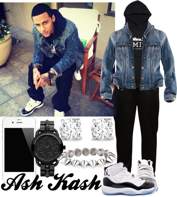 """Homies: Kirko"" by fashionsetstyler ❤ liked on Polyvore"