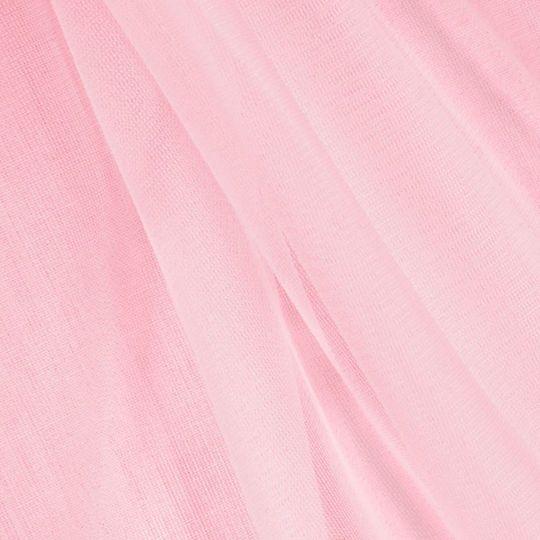Light Pink Chiffon Tricot